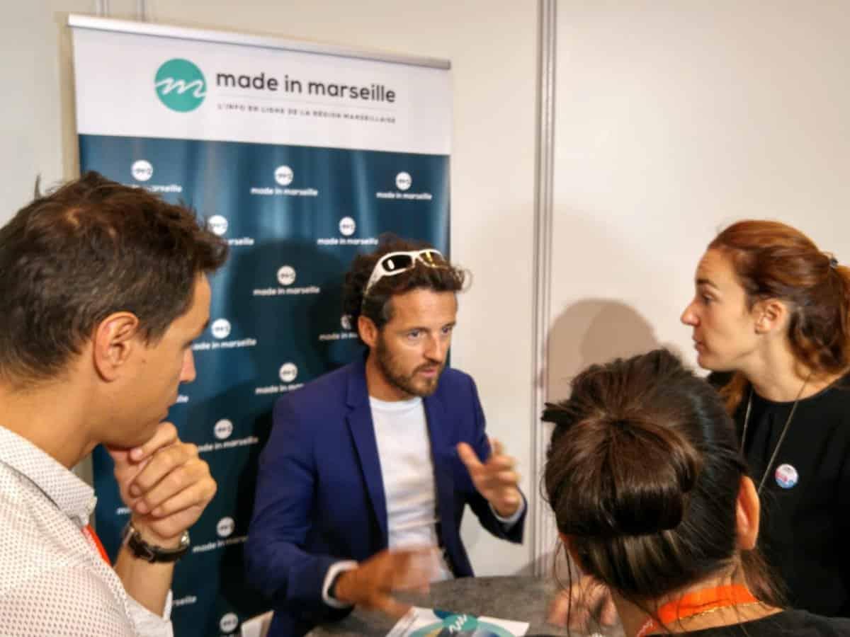 , Vivez le Salon des Entrepreneurs en Live sur le plateau vidéo made in marseille, Made in Marseille, Made in Marseille