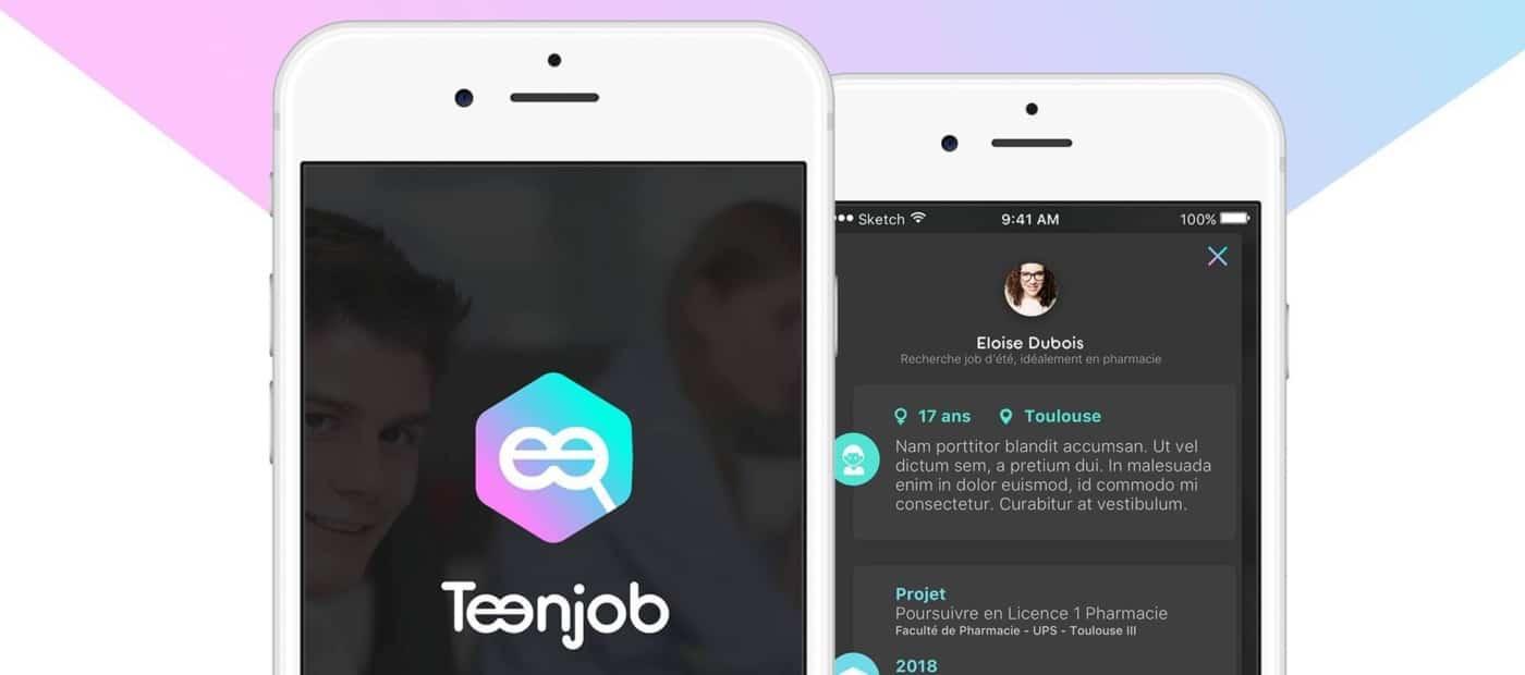 , Teenjob, l'appli indispensable pour trouver un job étudiant