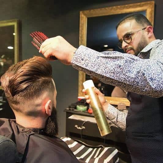 , Hakim Zaidi, le barbier marseillais de Pelletan entre dans le Top 10 mondial