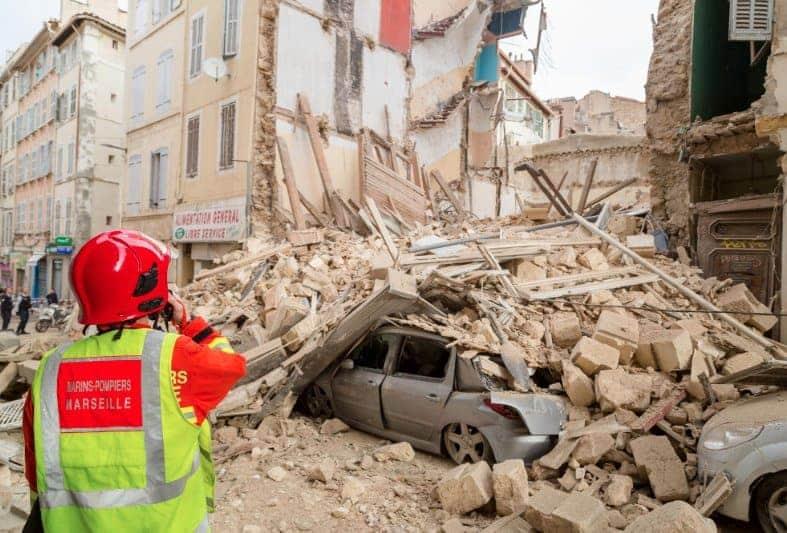 , Situation et solutions suite aux effondrements des immeubles rue d'Aubagne