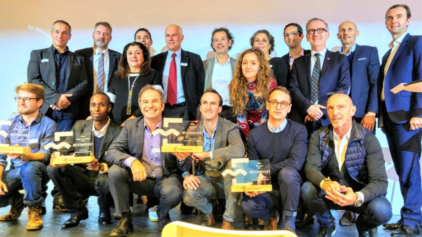 , Concours Med'Innovant 2018 – les solutions pour la ville de demain