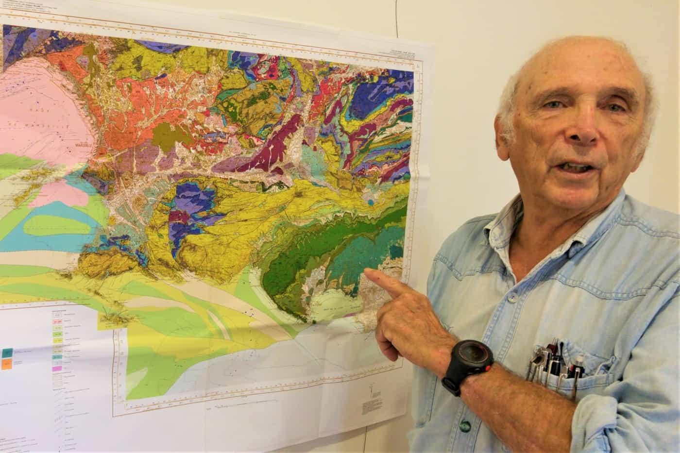 , Géologie, cartographie de l'habitat dangereux, des experts proposent des solutions