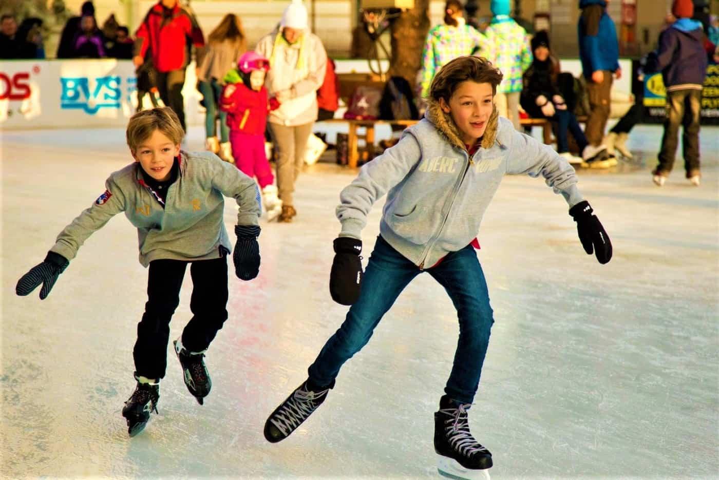, Où trouver des patinoires de Noël dans la région marseillaise ?