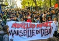 , Drame de la rue d'Aubagne, Marseille face à son avenir politique