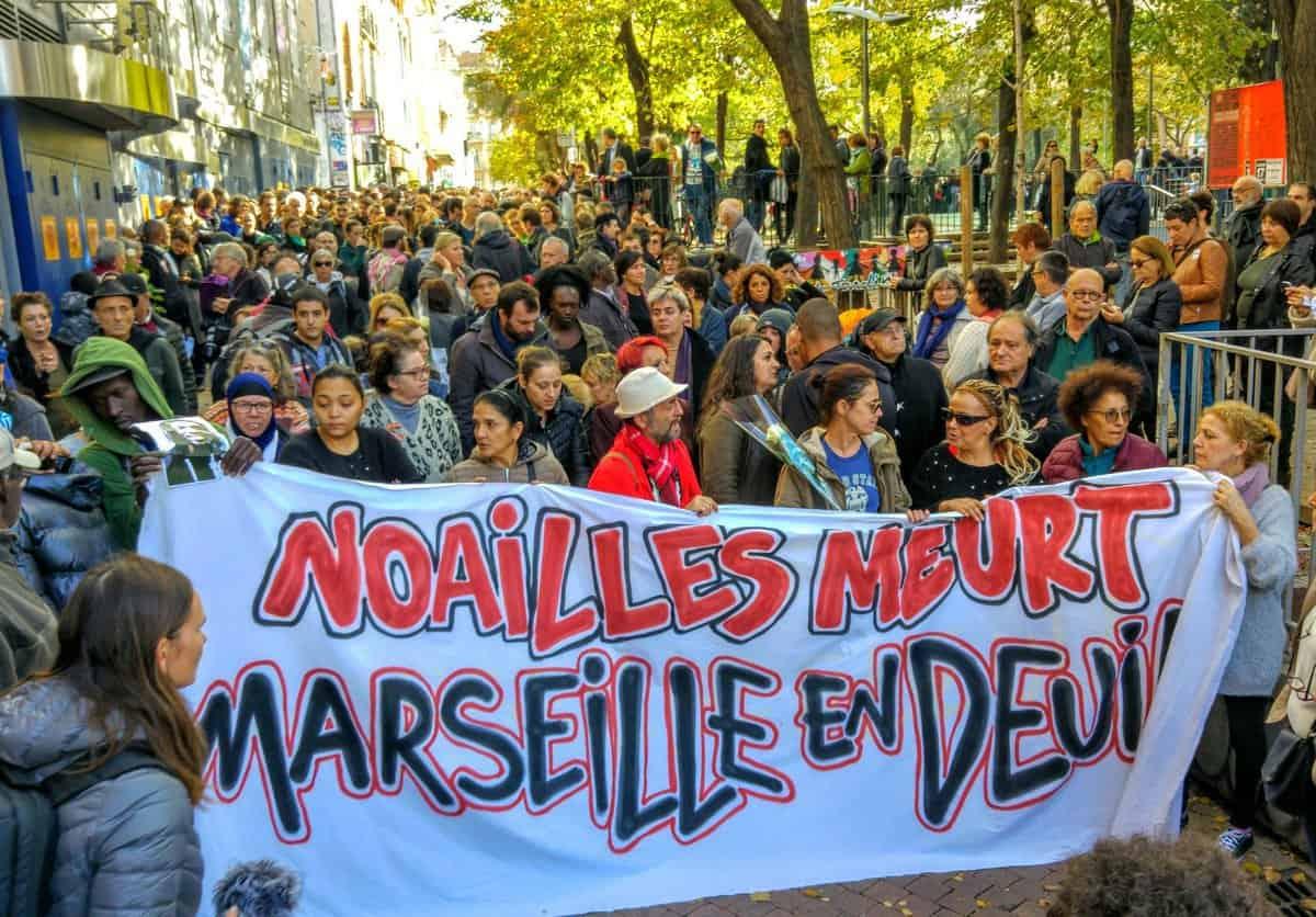 """, Une grande marche pour un logement """"digne"""" à Marseille samedi"""