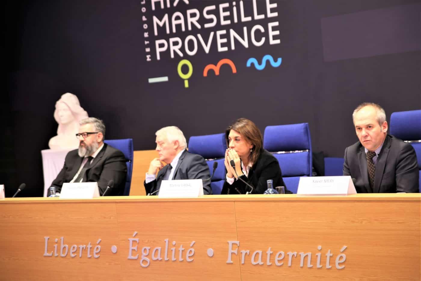 , Martine Vassal annonce 600 millions d'euros pour une stratégie contre l'habitat indigne
