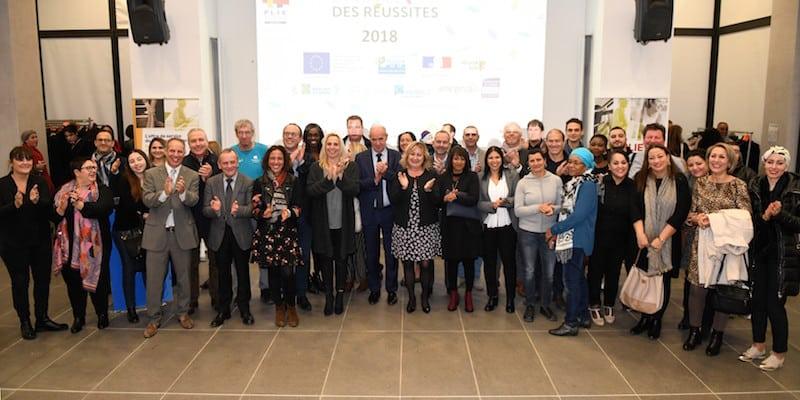 , «Soirée des réussites» : ils se PLIE en quatre pour les demandeurs d'emploi, Made in Marseille, Made in Marseille