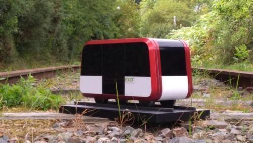 , Le Taxirail est-il le train du futur qui remplacera les TER en zone rurale ?, Made in Marseille