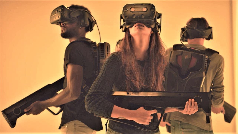 , Vidéo : on a testé le nouveau parc de réalité virtuelle à Marseille !