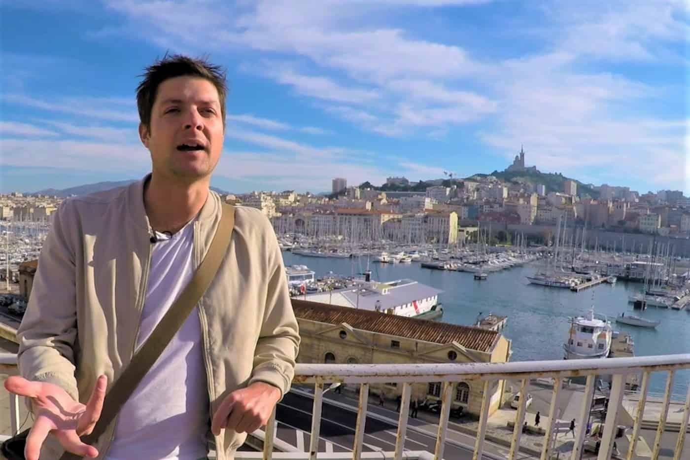 , #Marseillais – Mathieu Grapeloup scrute la ville à la loupe
