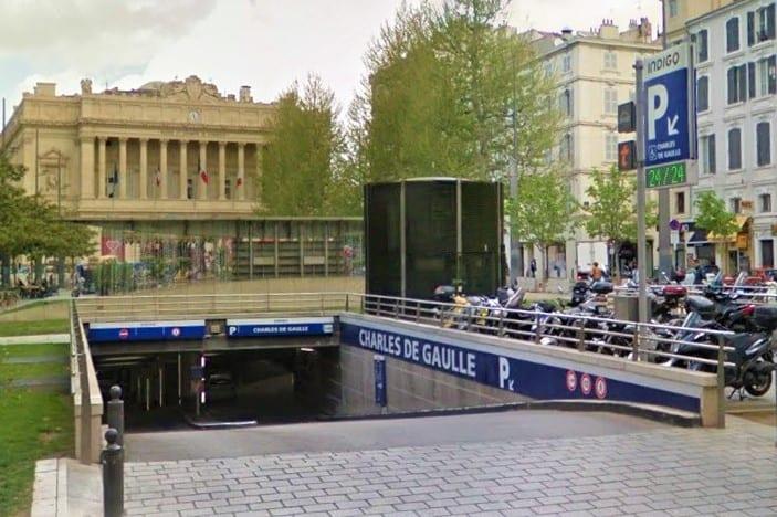 , 20 parkings du centre-ville de Marseille à 1€ par jour pour les résidents