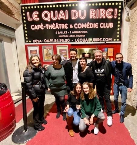 , Le «QuaiduRire!», 25 ans d'humour et d'amour, Made in Marseille, Made in Marseille
