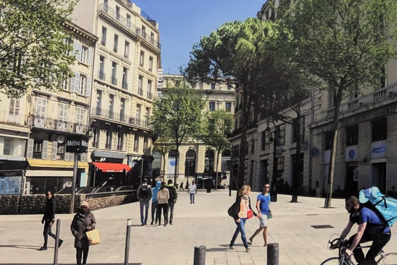 , Top départ de la requalification et la piétonnisation du centre-ville de Marseille, Made in Marseille, Made in Marseille