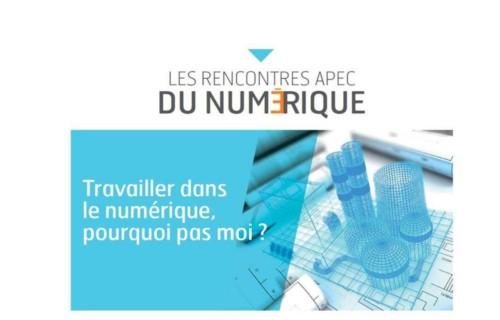 , L'Apec organise des Rencontres du numérique ce mardi à Marseille