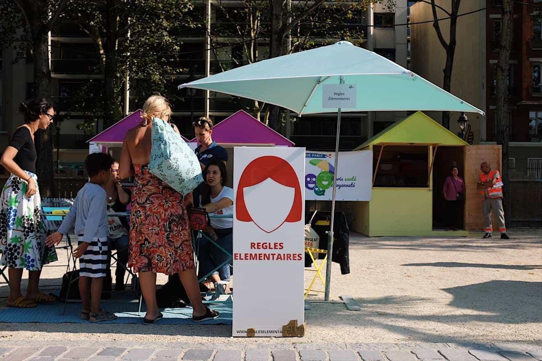 , Face au tabou, une collecte de produits d'hygiène pour les femmes dans la précarité