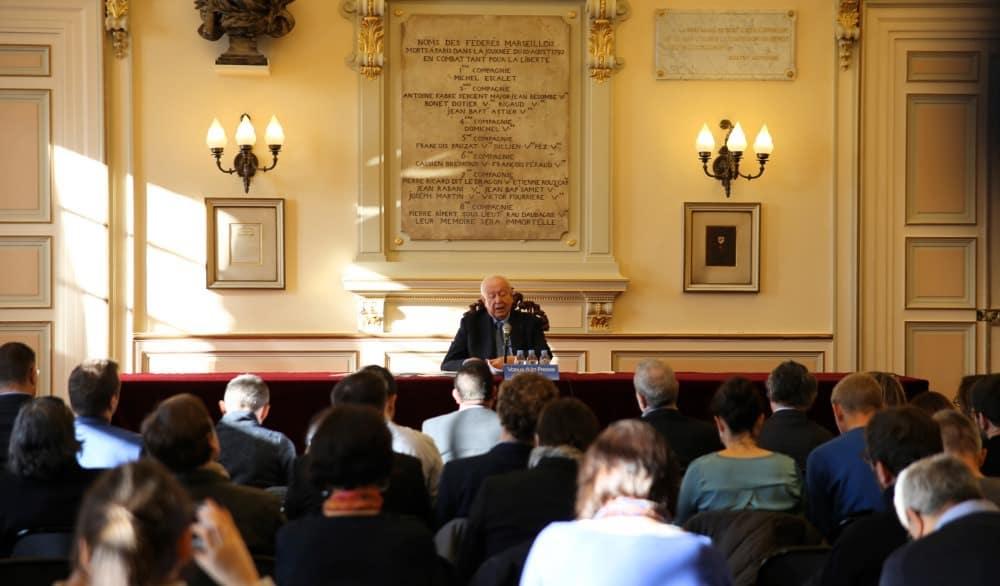 , Jean-Claude Gaudin, Noailles, les écoles, les regrets et les municipales 2020, Made in Marseille, Made in Marseille