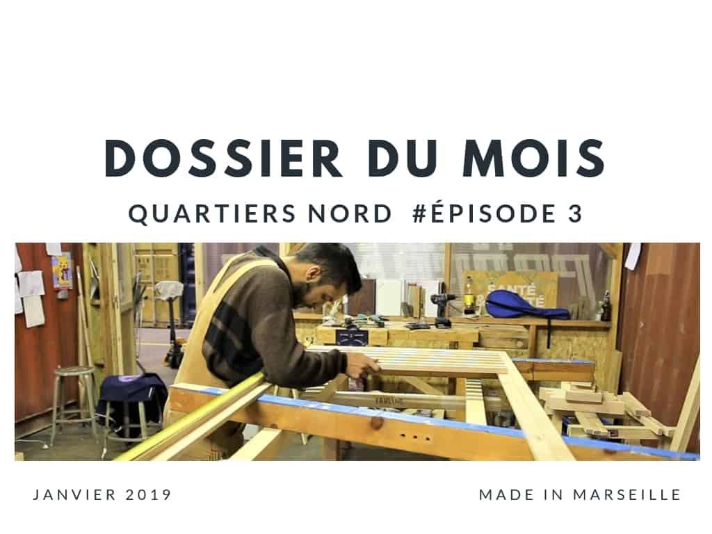, Vidéo : le fablab géant ICI Marseille lance le futur écoquartier Les Fabriques, Made in Marseille, Made in Marseille