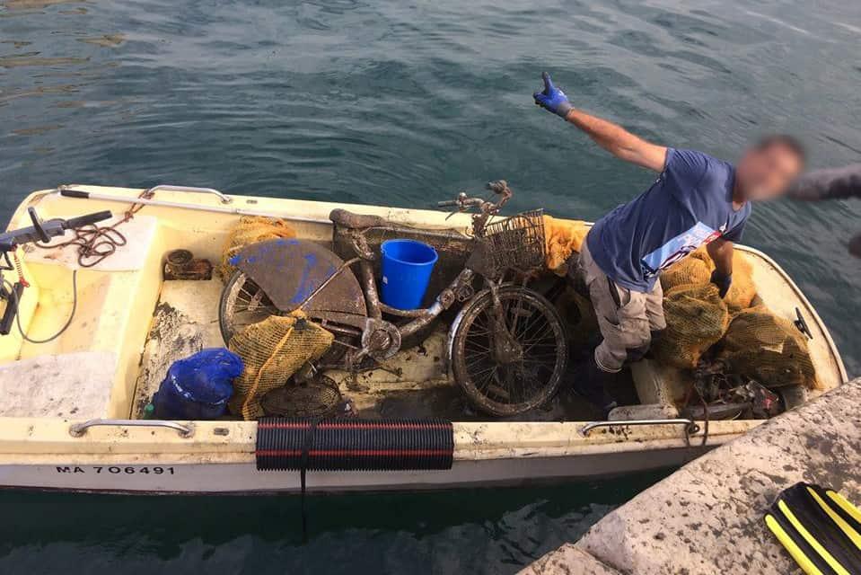 , Ces objets insolites trouvés au fond du Vieux-Port