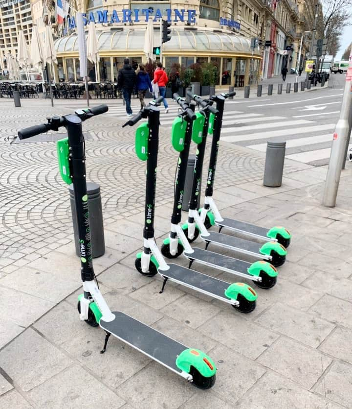 , Trottinettes électriques : six nouveaux opérateurs veulent s'installer à Marseille