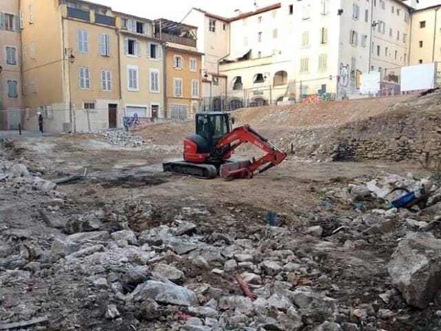 , Place du Refuge, un jardin partagé en chantier au coeur du Panier, Made in Marseille, Made in Marseille