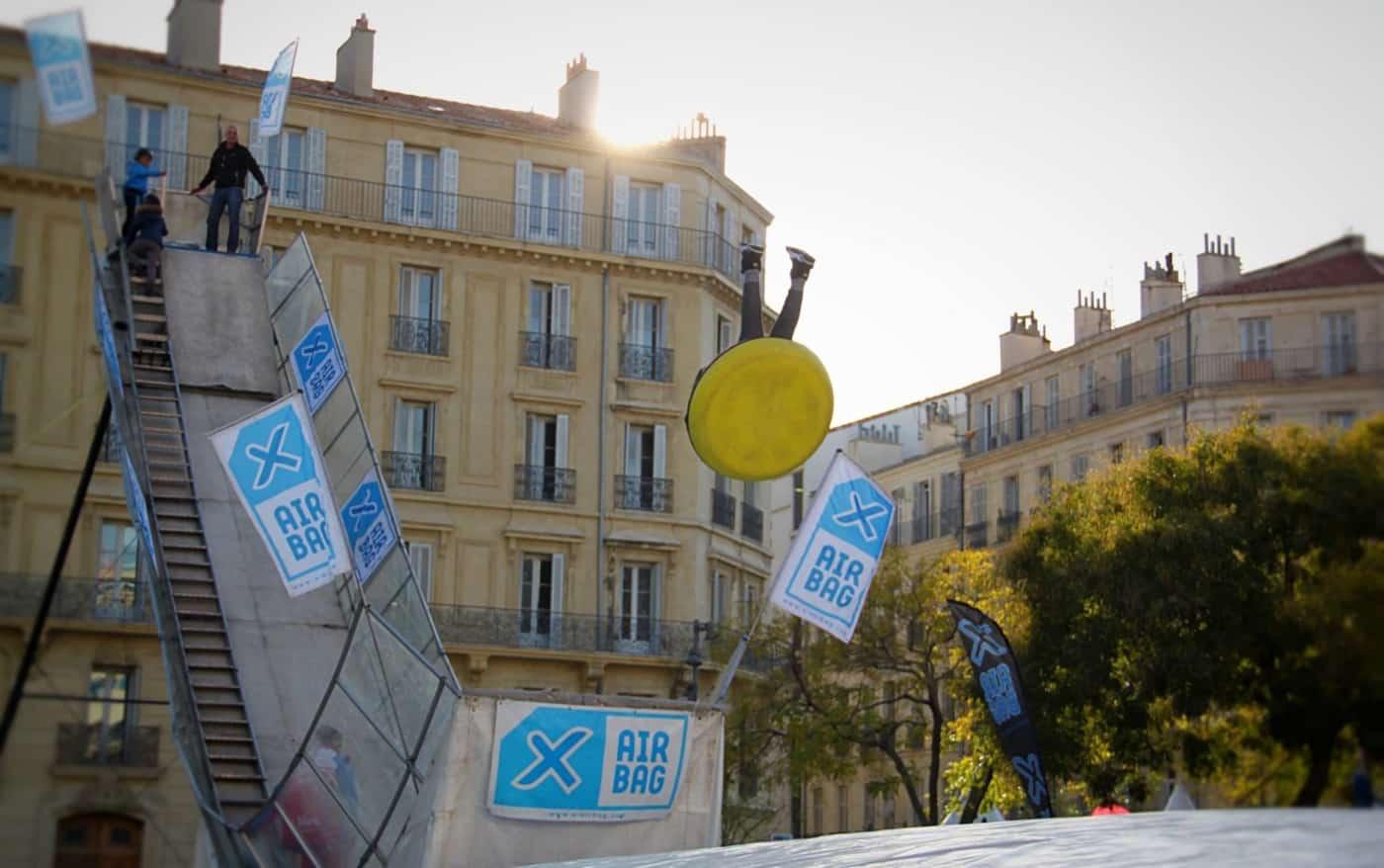 , Skatepark, piste de luge : le théâtre Silvain se transforme en Gliss'Park, Made in Marseille, Made in Marseille