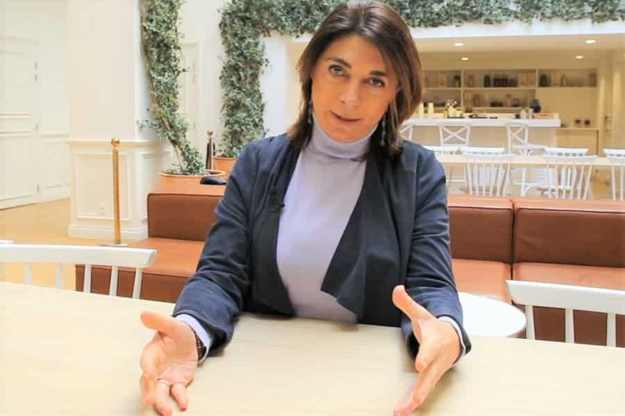, A Marseille, Martine Vassal candidate pour les municipales 2020