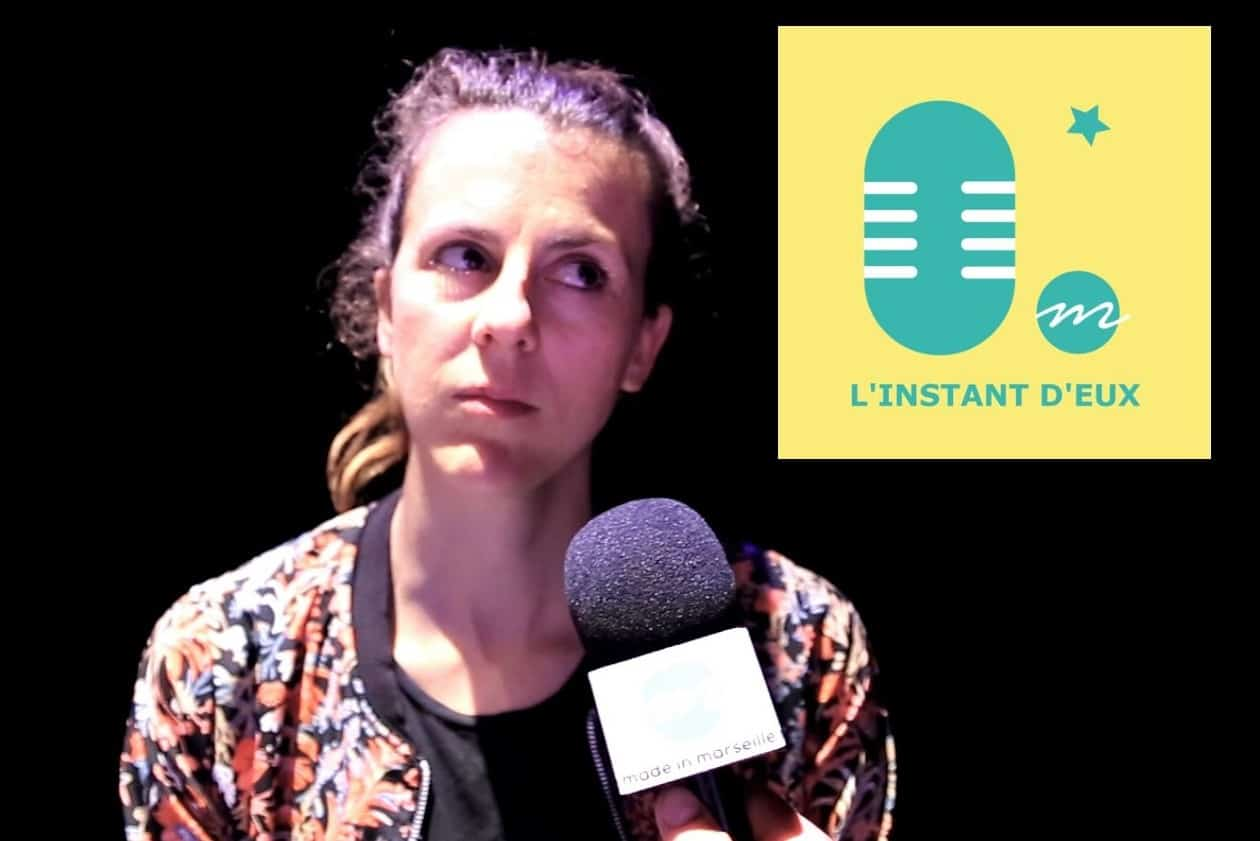 """, Nicole Ferroni dans """"L'Instant d'Eux"""", le nouveau podcast made in marseille"""