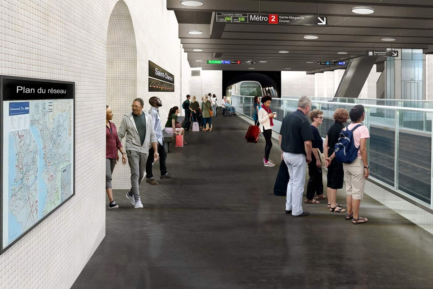 , Le nouveau métro automatique de Marseille se dévoile en images, Made in Marseille, Made in Marseille