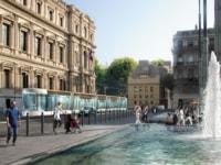 , A Marseille, le tramway de la rue de Rome aux Catalans ouvrira en 2025
