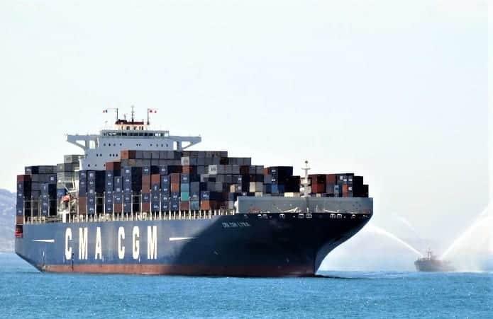 , La CMA CGM commande dix porte-conteneurs à la Chine, dont 5 propulsés au GNL, Made in Marseille, Made in Marseille