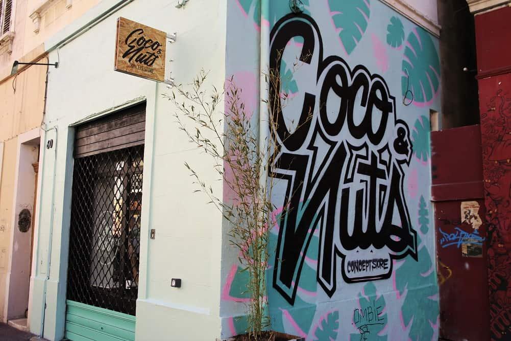 , Coco & Nuts, le nouveau concept-store vegan et éthique au Cours Julien, Made in Marseille