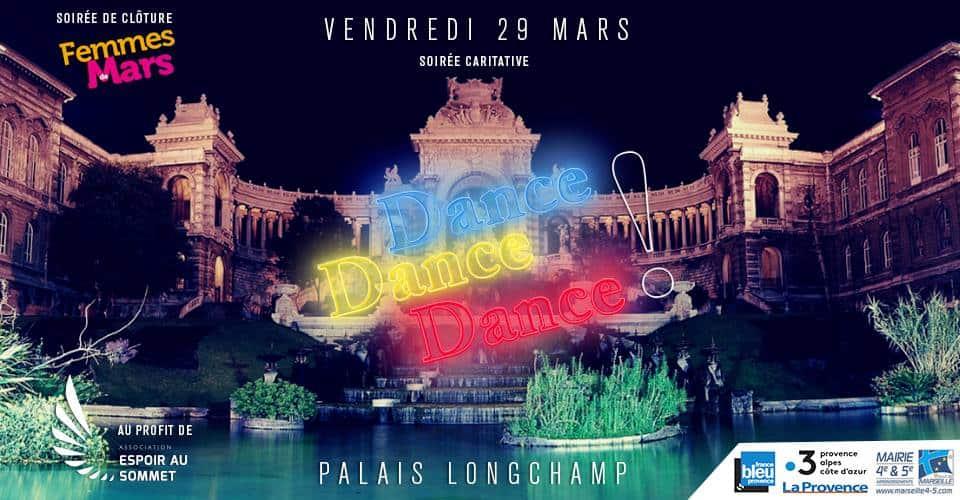 , Le palais Lonchamp se transforme en dancefloor pour une soirée caritative
