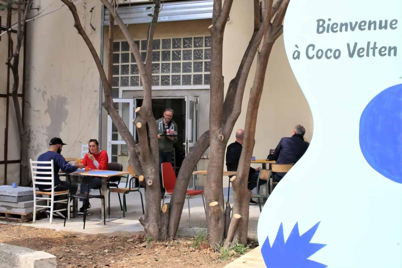 , Des détenus des Baumettes ouvrent un restaurant en centre-ville de Marseille
