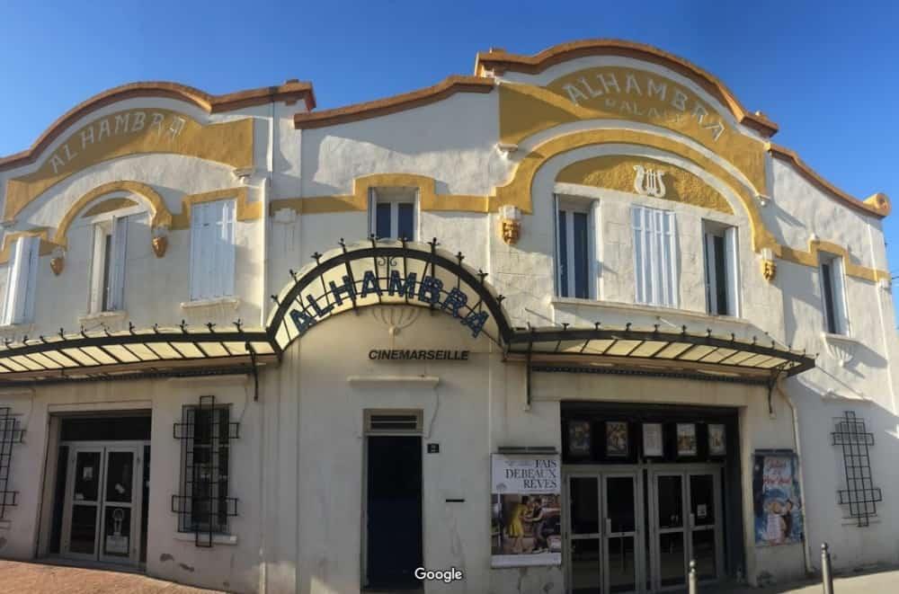 """, L'Alhambra, élu cinéma """"préféré"""" des Français, projette de s'agrandir, Made in Marseille, Made in Marseille"""