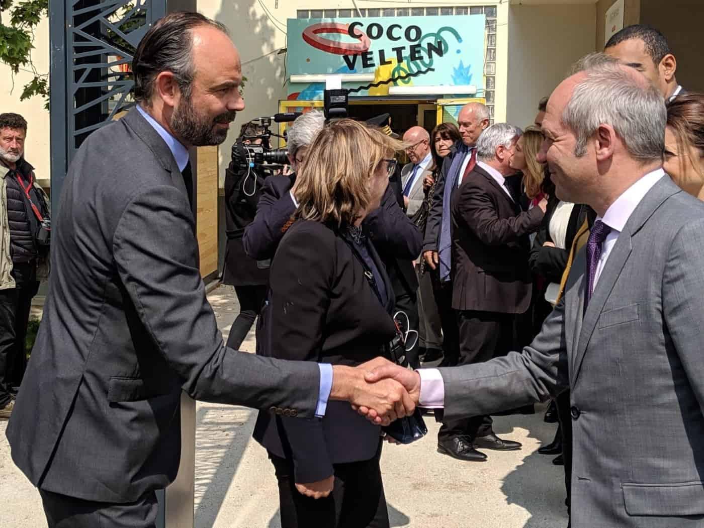 , Édouard Philippe fixera le sort du territoire dans les prochaines semaines, Made in Marseille, Made in Marseille