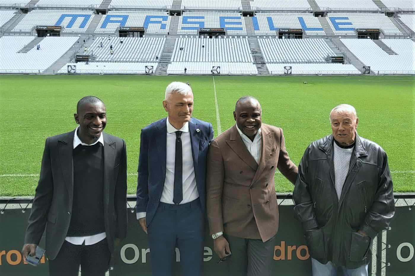 , Découvrez les coulisses de l'Olympique de Marseille, Made in Marseille, Made in Marseille
