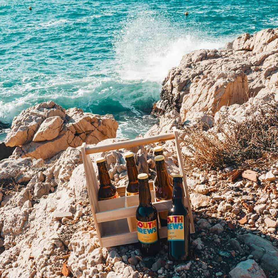 , SouthBrews, la bière sans alcool artisanale brassée à Marseille, Made in Marseille, Made in Marseille