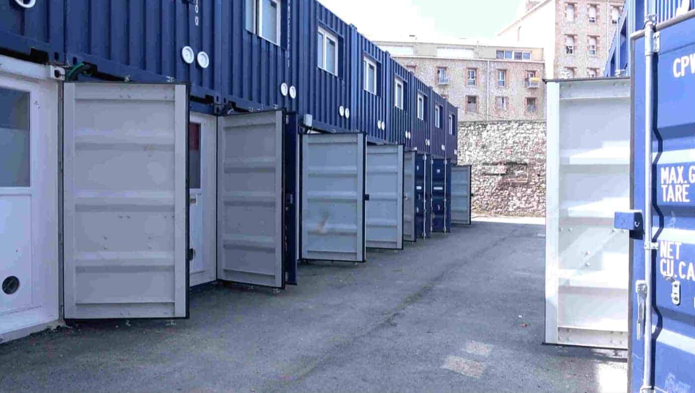 , Un hôtel en conteneurs va s'installer près de la piste du Grand Prix du Castellet