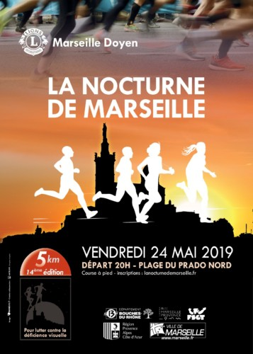 , La Nocturne de Marseille, la course à pied qui lutte contre le handicap, Made in Marseille, Made in Marseille
