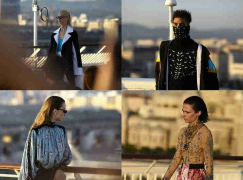 , La Maison Mode Méditerranée, du sur-mesure pour Jayne Estève-Curé