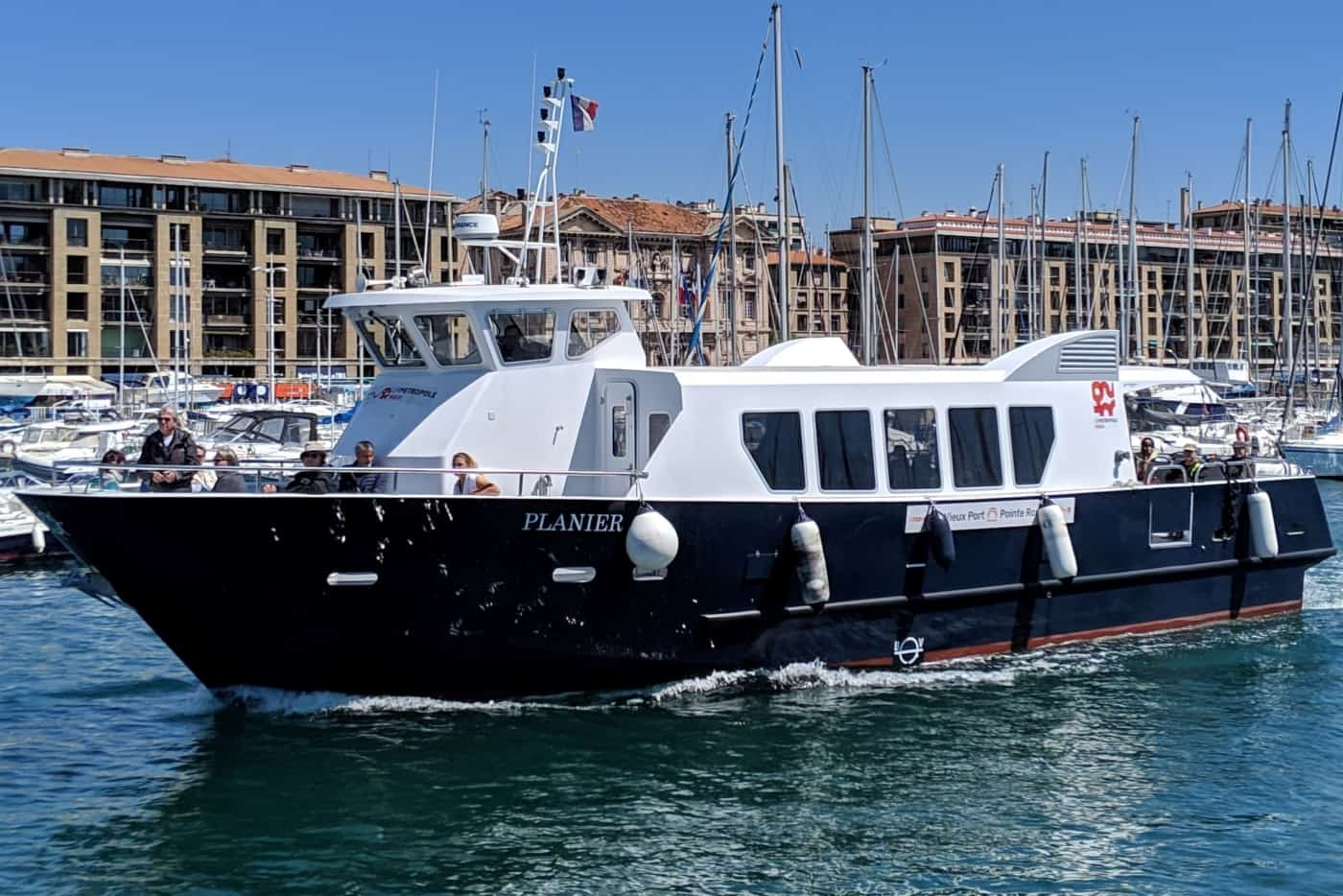 , Pointe Rouge, Estaque, Goudes, les navettes maritimes reprennent du service, Made in Marseille, Made in Marseille