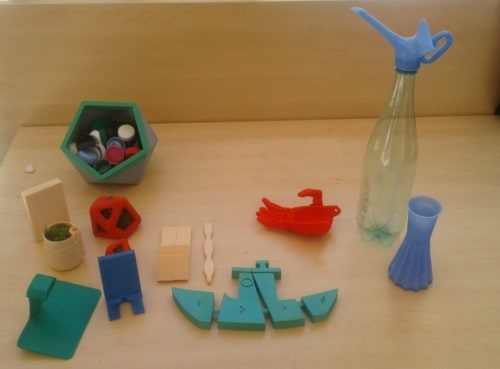 , Plast'if recycle le plastique pour le transformer en objets 3D !, Made in Marseille, Made in Marseille