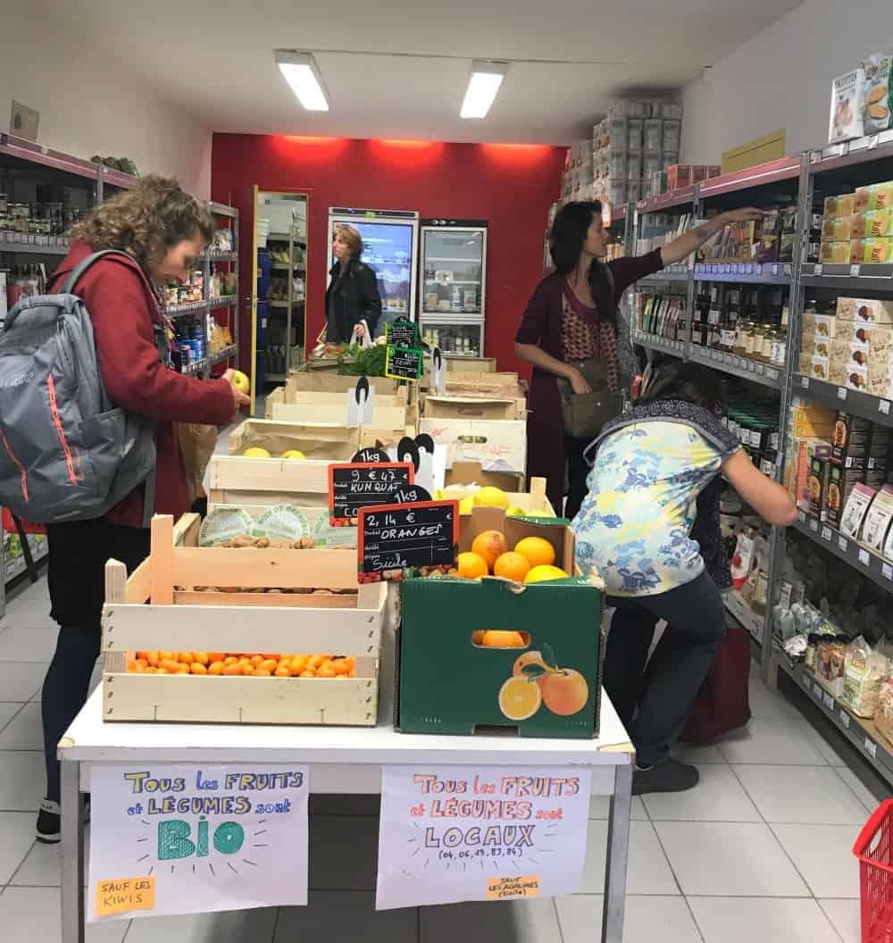 , Super Cafoutch, le supermarché solidaire et auto-géré qui prône le local, Made in Marseille, Made in Marseille