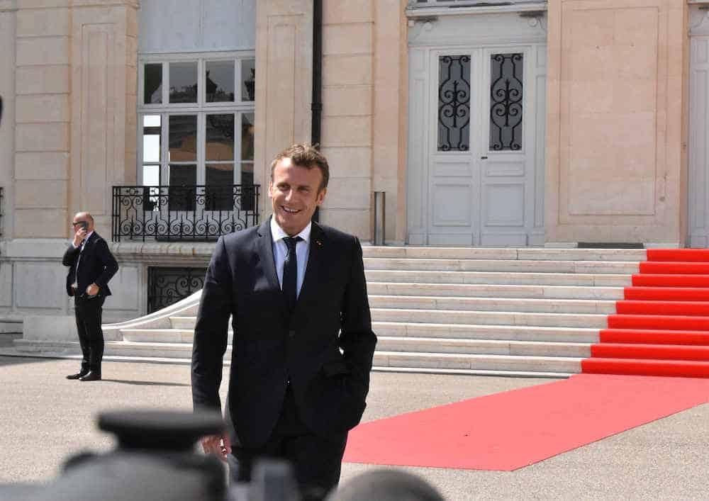 , Municipales 2020 : L'ambition d'Emmanuel Macron pour Marseille