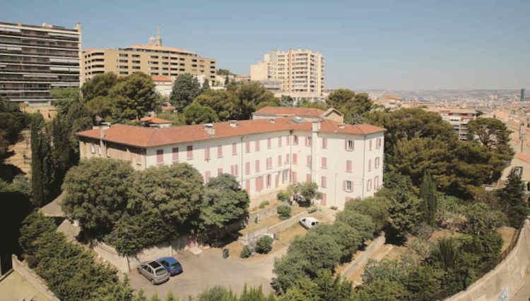 , La Comerie, un nouveau parc public dans le quartier Vauban à Marseille