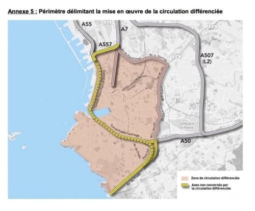 , Véhicules interdits en ville, le plan anti-pollution prolongé jusqu'à mercredi