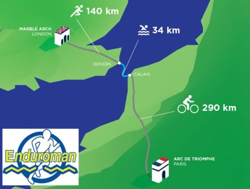 , Enduroman – Un provençal de 48 ans défie le triathlon le plus difficile au monde, Made in Marseille, Made in Marseille