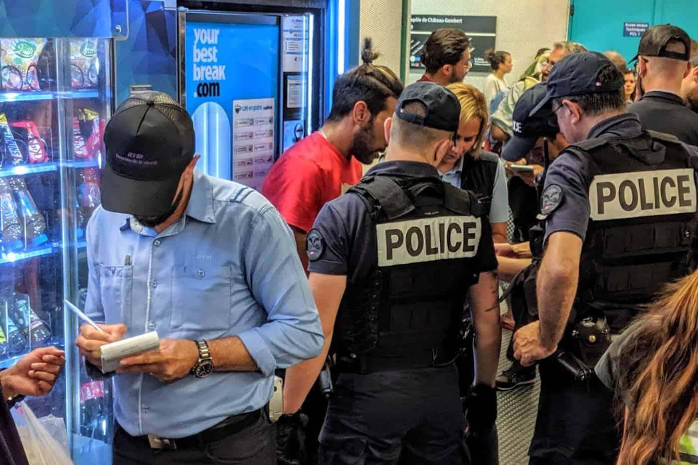 , Fraude et sécurité : la police municipale en renfort dans les transports en commun