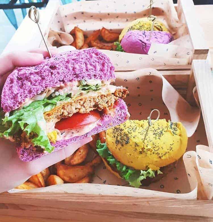 , Les burgers vegan et arc-en-ciel de Flower Burger débarquent à la Joliette, Made in Marseille, Made in Marseille
