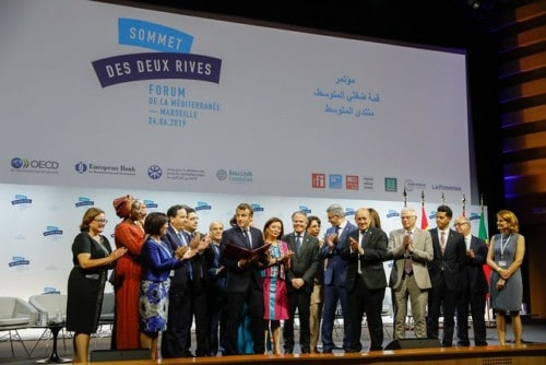 , Sommet des deux rives : du dialogue à la concrétisation des projets méditerranéens